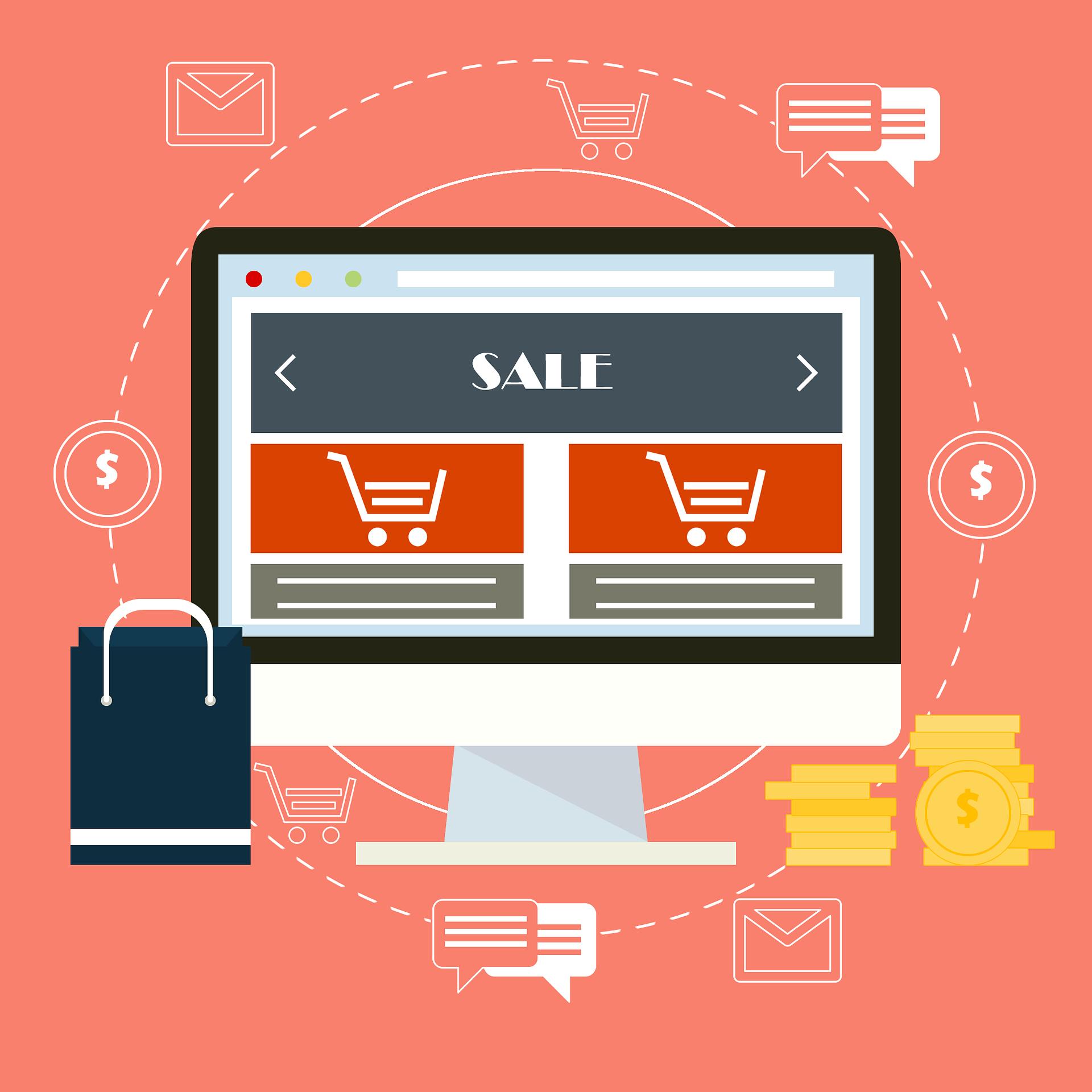 comerç online